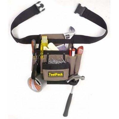 TP Werkzeugtasche, 8 Fächer, inkl. Gürtel