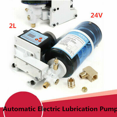 Electric Grease Pump Oil Lubricant Pump For Punching Machine 6mpa 60cc Min 2l