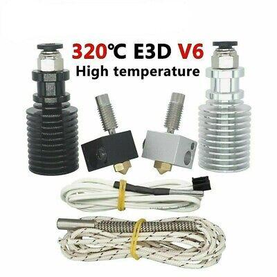 E3D V6 Hotend Kit High Temperature Version 320c 0.4/1.75mm 3D Printer Parts - UK