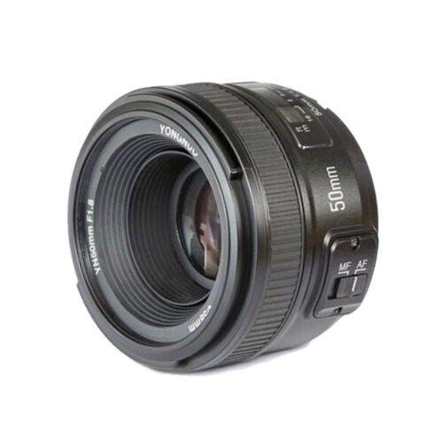 yongnuo fixed auto focus lens yn50mm f 1 8 for nikon d3100 d3200 d70 rh ebay com Tinta Suvinil Manual Philips Hopper Xg20 Projector Manual