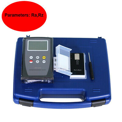 Srt-6100 Digital Surface Roughness Tester Profilometer With 2 Parameters Ra Rz