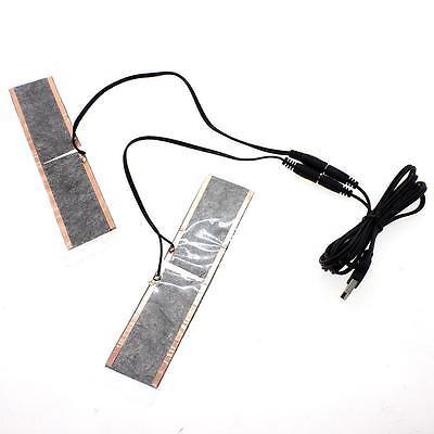 Calefacción Guantes Pad Plantilla Guantes eléctricos Calefacción Guan*ws