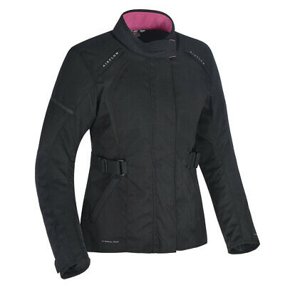 Oxford Dakota 2.0 Women's Motorcycle Jacket Black All SIZES BRAND NEW BEST (Best Bike Brands For Women)