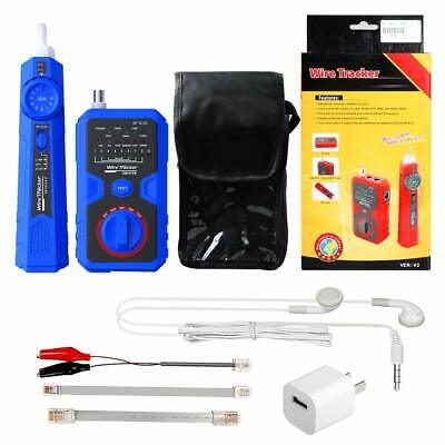 Wire Tracker Line Finder Cable Tester Noyafa Usb Rechargeable Multifunction Rj