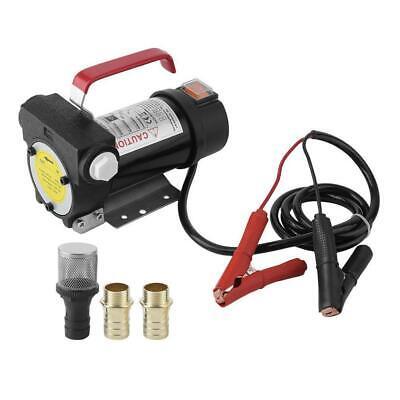 12v Fuel Oil Fuel Transfer Pump Kit For Kerosene Diesel Kerosene Portable Mini