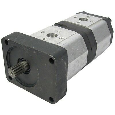 Hydraulic Pump Hpm Tandem 2511ccm Valtra Valmet 731430 731900