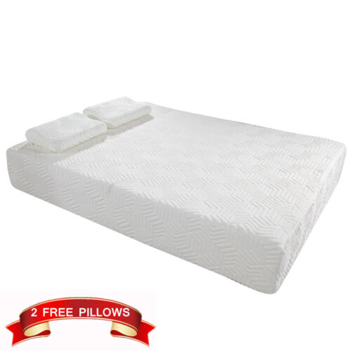 10 Inch Full Size Traditional Firm Memory Foam Mattress Bed