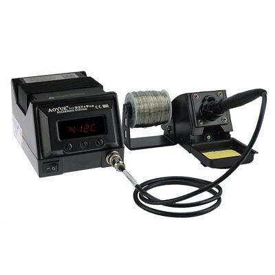 Aoyue 937+ 45 Watt Programmable Digital Soldering Station-ESD Safe, C/F Switchab