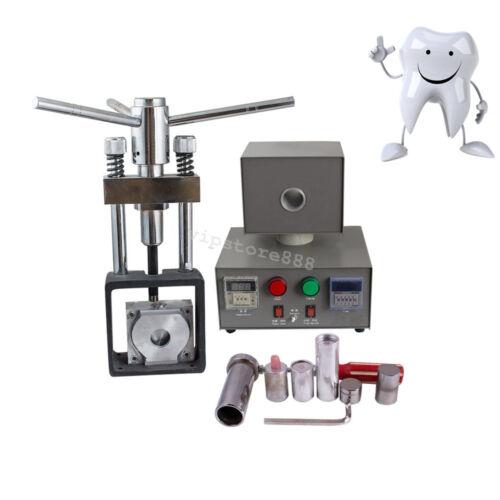 Dental Flexible Denture Machine Dentistry Injection System Lab Machine Hot Press