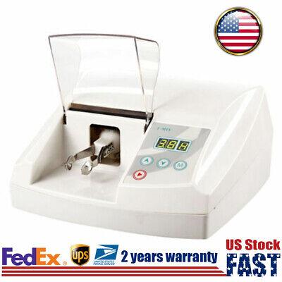 Digital Electric Amalgamator Machine Lab Dental Amalgam Capsule Mixer Blender