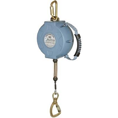Falltech 727630 30 Ft. Contractor Cable Self Retractable Lifeline Free Us Ship