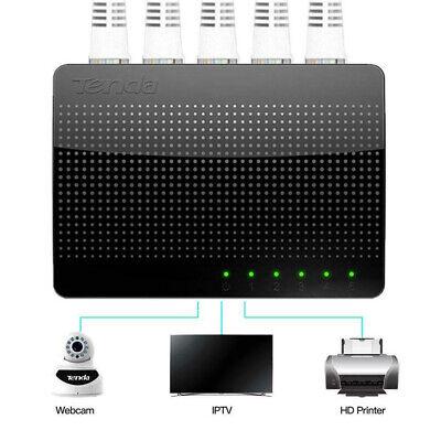Tenda SG105 5-Port Network Gigabit Switch 10/100 /1000Mbps Ethernet LAN Hub 2019