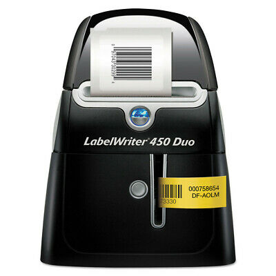 DYMO 1752267 Multi-Function LabelWriter 450 Duo Handheld Label Maker New Dymo Labelwriter 450 Duo