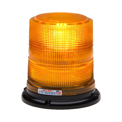 Whelen L10 Series Super-led Beacon Amber Brand New From Master Distributor
