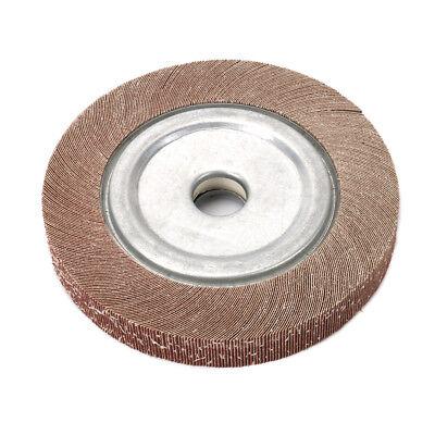 8 Flap Sanding Disc Grinding Abrasive Wheel Aluminum Oxide For Metal Polishing