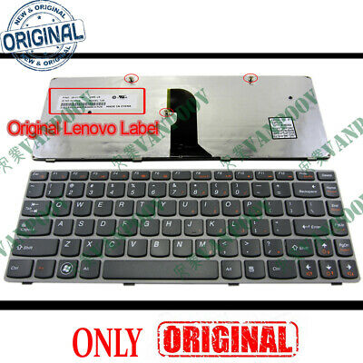 Usado, NEW Lenovo IdeaPad Z465 Z450 Z460 Z460A Z460G Z465G US Keyboard with Frame comprar usado  Enviando para Brazil