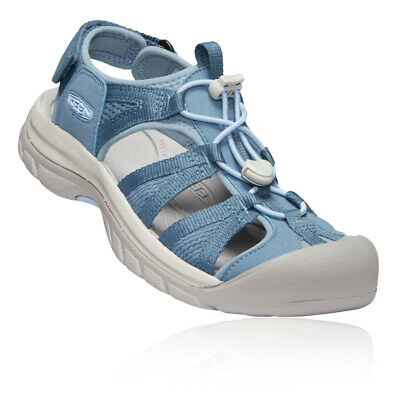 Keen Womens Venice II H2 Walking Shoes Sandals Blue Sports Outdoors Breathable