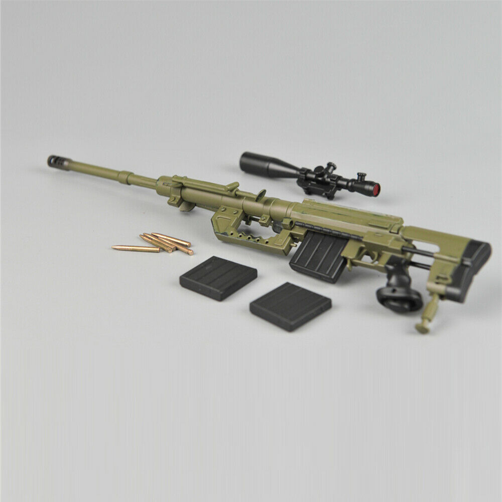 """ZYTOYS 1//6 Scale CheyTac M200 Model for 12/"""" Action Figure"""