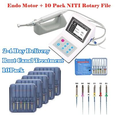 Coxo Nsk Type Dental Endo Motor 10endodontic File For Root Canal Reciprocating