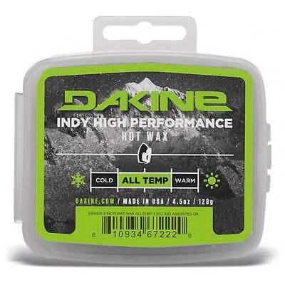 Dakine Indy Hot Wax All Temperature (4.5 oz) Ski & Snowboard Wax