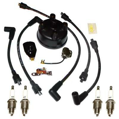 Tune Up Kit Fits Ford Naa 600 601 701 801 901 With Side Mount Distributor