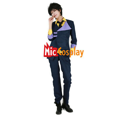 Cowboy Bebop Spike Spiegel Cosplay Costume Outfit - Cowboy Outfit For Men