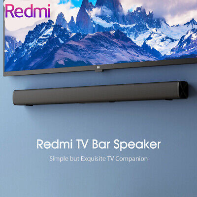Redmi Soundbar Bluetooth5.0 Altoparlante TV Stereo Soundbar Aux 3.5mm Wired L4B6