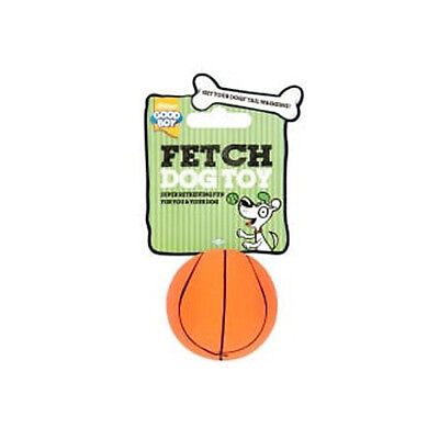 Good Boy All Sports Basketball Small Dog Toy   Ball Puppies Fetch Chew Bouncy