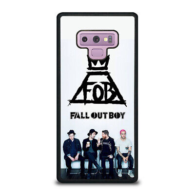 FALL OUT BOY FOB Samsung Galaxy Note 4 5 8 9 Case Cover