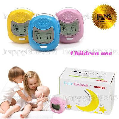 Kid Like.fingertip Blood Oxygen Meter Spo2 Pulse Heart Rate Monitor Oximeter