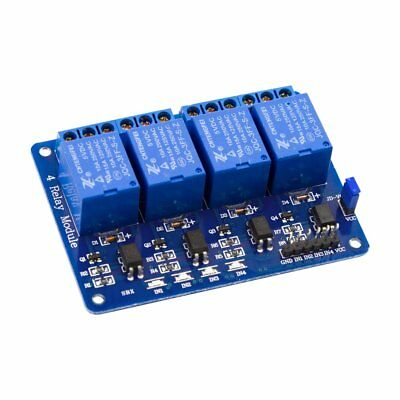 Kuongshun 4channel Dc 5v Relay Module Coupling With Optocoupler For Arduino