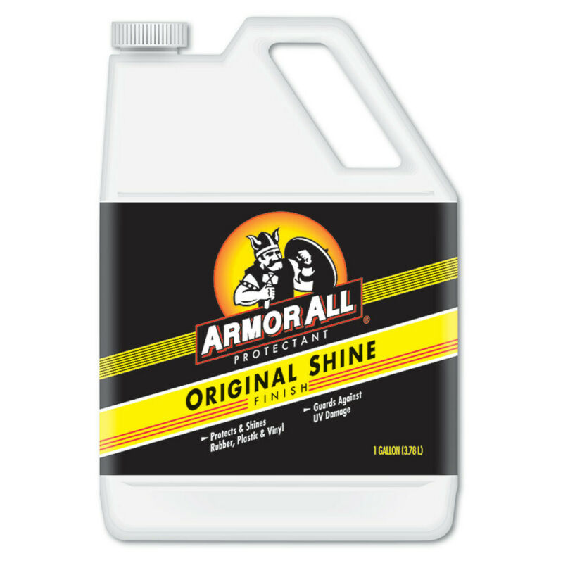 Armor All Original Protectant, 1gal Bottle, 4/carton 10710 NEW