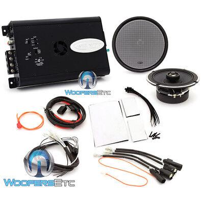 Arc Audio Mpak8 Motorcycle Hd 2014 Up Ks125 2 Amplifier Wire Moto602 Speakers