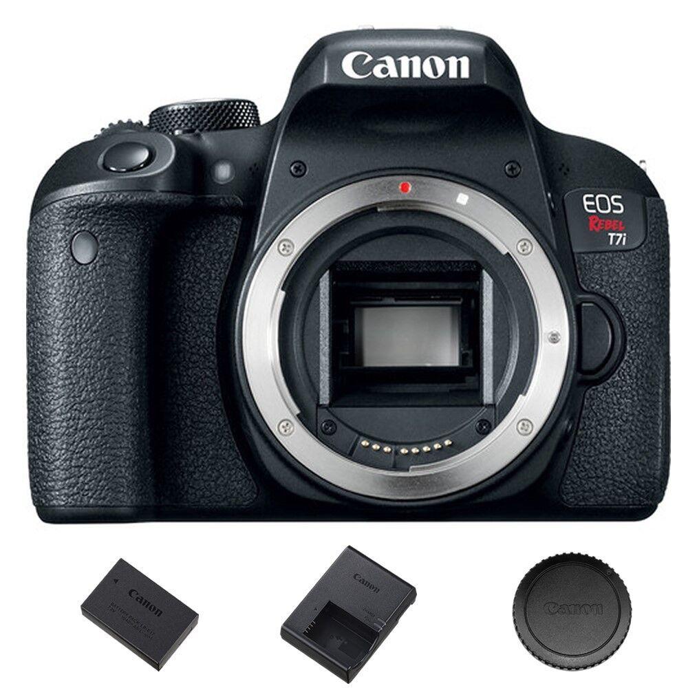Canon EOS Rebel T7i DSLR Camera  1894C001