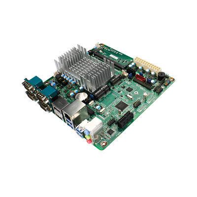 Jetway JNF694L-3350 Mini-ITX Motherboard, Intel Celeron N3350 Dual Core, -