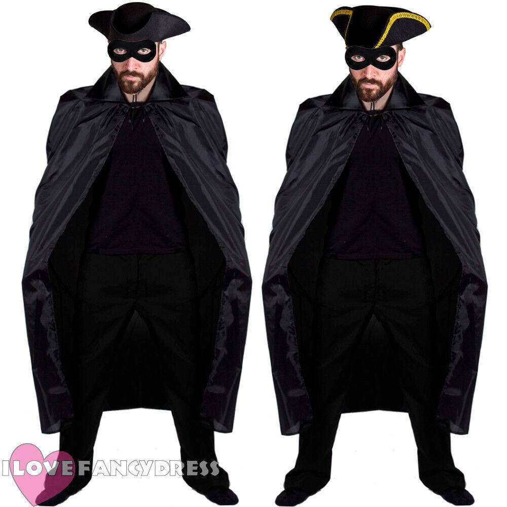 FANCY DRESS MENS DICK TURPIN TRICORN HAT