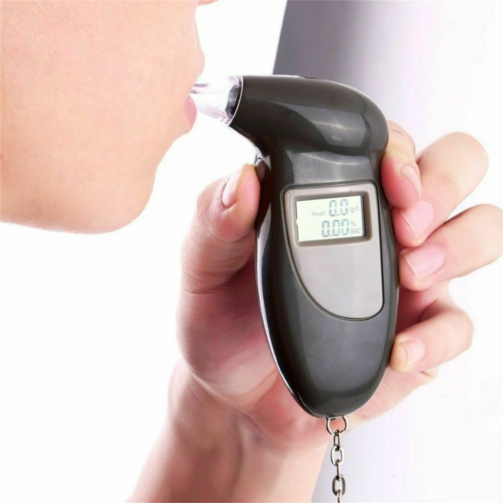 Ketone Meter Breathalyzer Detects Ketones In Breath Alcohol