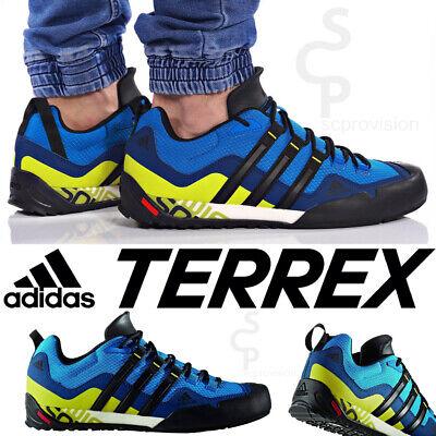 Adidas TERREX Swift Solo BA8491 Sportschuhe Trekking Wanderschuhe + GESCHENK (Schuhe Für Männer Adidas Schuhe)