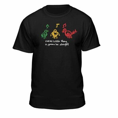 Every Little Thing is Gonna Be Alright Rasta T-Shirt