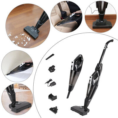 US 120W 2-in-1 Cordless Handheld Stick Vacuum Dust Cleaner Home Best Upright