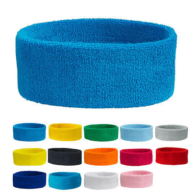 Terry Band (Myrtle Beach Stirnband TERRY HEADBAND Schweißband Sport Tennis Neu MB042)