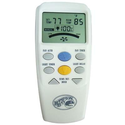Hampton Bay LCD Display Thermostatic Remote Control](hampton bay lcd display thermostatic remote control)