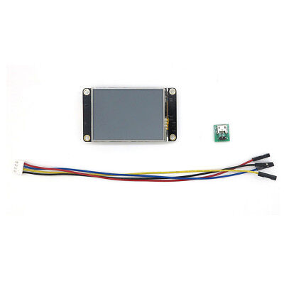 New 3.5 Nextion Enhanced Hmi Intelligent Smart Usart Serial Lcd Module Display