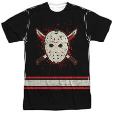 Friday the 13th Voorhees Jersey Face mask Costume ...
