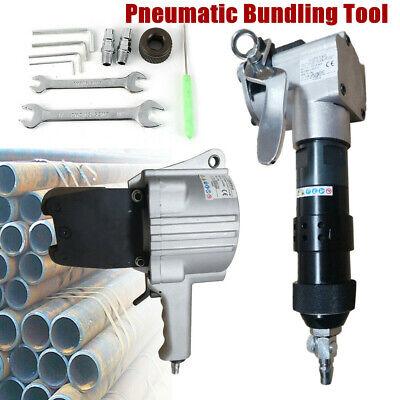 Pneumatic Steel Bundling Tensioner Steel Strapping Tightening Sealer Packaging