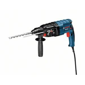 BOSCH SDS-Plus Bohrhammer GBH 2-24 D im Koffer, 790 Watt, 2,7 Joule