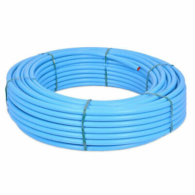 Wavin Wavinsure PE80 MDPE Blue Water Pipe 32mm x 150m