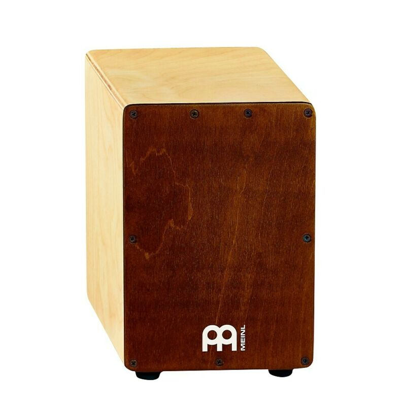 Meinl Mini Cajon with Birch Frontplate Light Brown