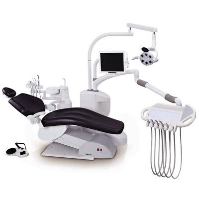 A5000 Dental Unit Chair With Kavo Controlled System And Dentist Stool Lov