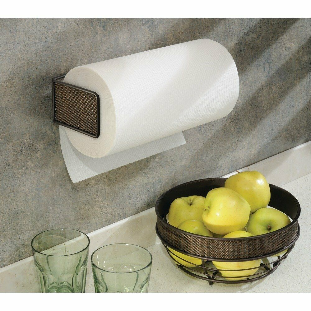 InterDesign Twillo Wallmount Paper Towel Holder